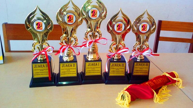 Juara Lomba Pramuka