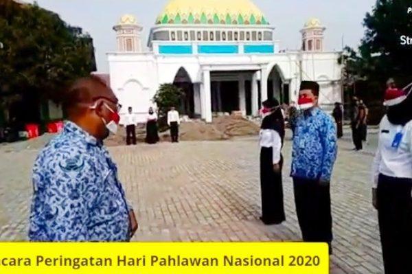 MENGUNTAI  MAKNA 'PAHLAWAN SEPANJANG HAYAT'  DI 10 NOVEMBER 2020