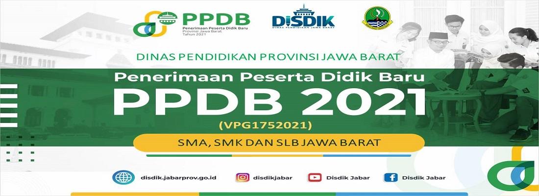 Sosialisasi PPDB SMA Tahun 2021
