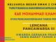 PANCAWARSA III DIANUGERAHKAN KEPADA KAK MOHAMMAD ILHAM HASAN